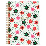 CUADERNO A5 FLORES PAUL & JOE